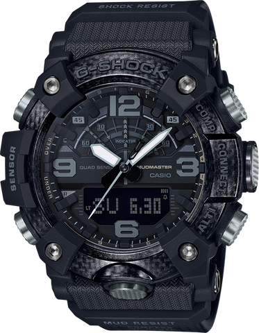 G-Shock - GGB100-1B Black Watch