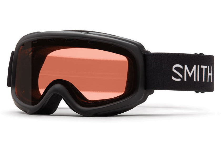 Smith - Gambler Black Goggles, RC36 Lenses