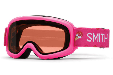 Smith - Gambler Pink Sugarcone Goggles, RC36 Lenses