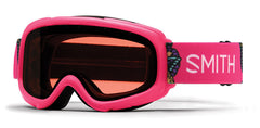 Smith - Gambler Crazy Pink Butterflies Snow Goggles / RC36 Lenses