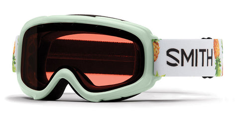 Smith - Gambler Ice Pineapples Snow Goggles / RC36 Lenses