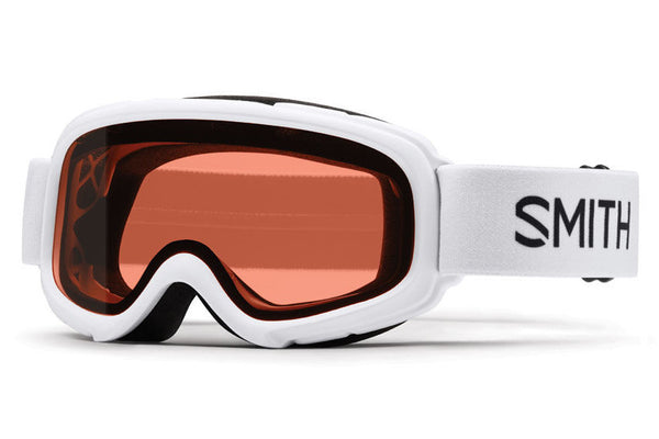 Smith - Gambler White Goggles, RC36 Lenses