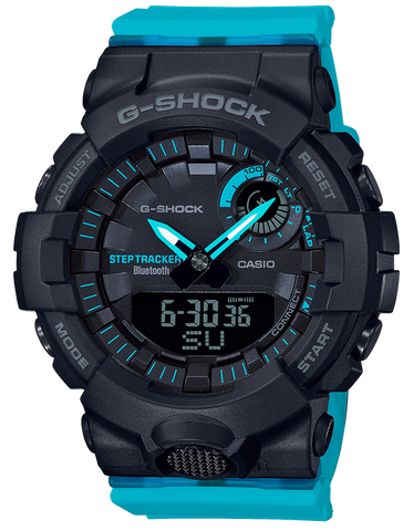 G-Shock - GMAB800SC-1A2 Black Blue Watch