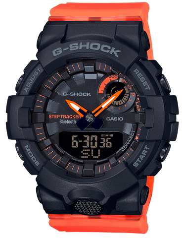G-Shock - GMAB800SC-1A4 Black Orange Watch