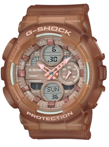 G-Shock - GMAS140NC-5A2 Brown Watch