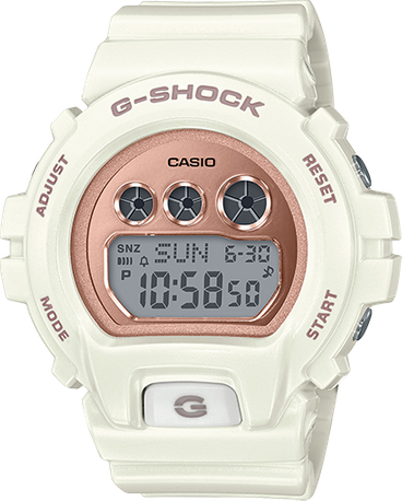 G-Shock - GMDS6900MC-7 White Rose Gold Watch