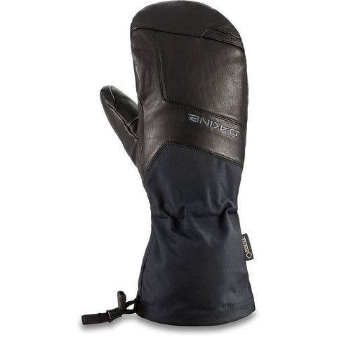 Dakine - Men's Continental Gore-Tex Black Ski Mittens