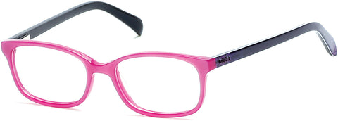 Guess - GU9158 Shiny Violet Eyeglasses / Demo Lenses