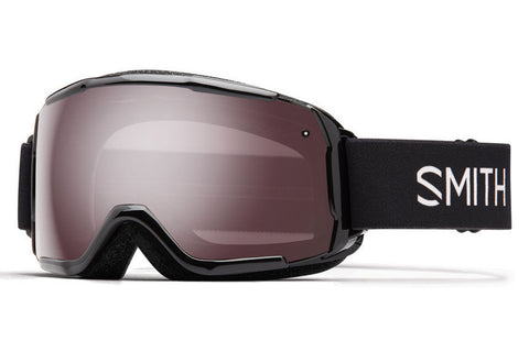Smith - Grom Black Goggles, Ignitor Mirror Lenses