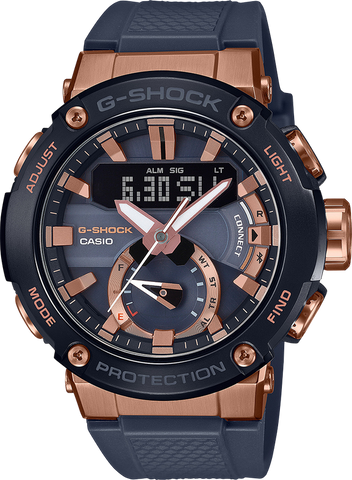 G-Shock - GSTB200G-2A Rose Gold Carbon Watch