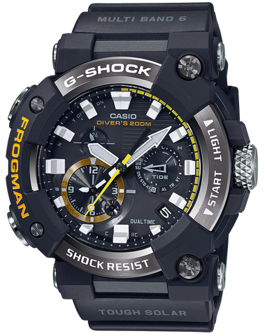 G-Shock - GWFA1000-1A Gold Black Watch