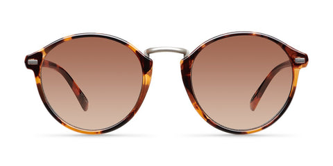 Meller - Nyasa 47mm Tigris Sand Sunglasses / Brown Polarized Lenses