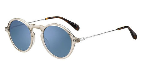 Givenchy - Gv 7120 S Beige Sunglasses / Gold Lenses