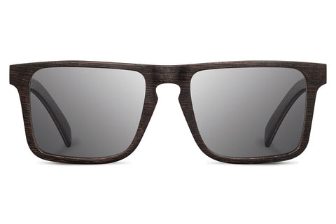 Shwood - Govy 2 Dark Walnut / Grey Sunglasses