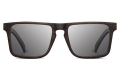 Shwood - Govy 2 Dark Walnut / Grey Polarized Sunglasses