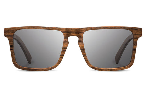 Shwood - Govy 2 Walnut / Grey Polarized Sunglasses