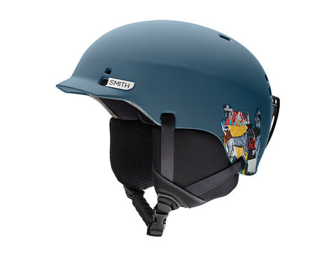 Smith - Gage Matte Corsair Ripped Helmet