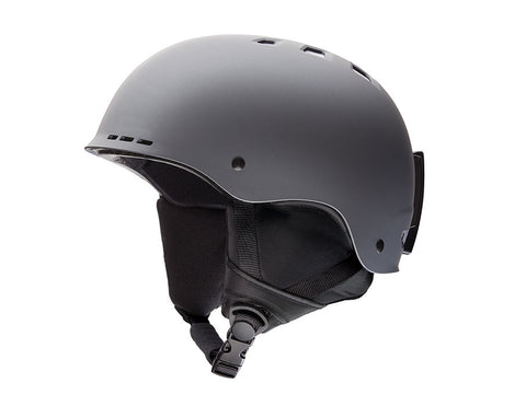 Smith - Holt Matte Charcoal Small Snow Helmet