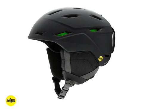 Smith - Mission MIPS Matte Black Large Snow Helmet