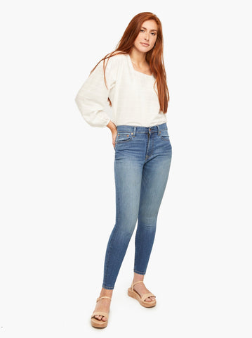 ABLE - The Fili High Rise Super Stretch Denim Jeans
