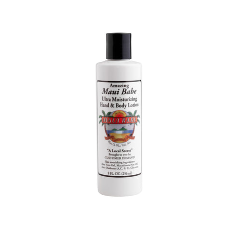 Maui Babe - Ultra Moisturizing 8oz Hand & Body Lotion