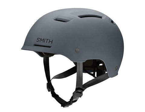 Smith - Axle Matte Cement Bike Helmet