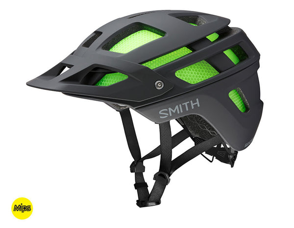 Smith - Forefront 2 Small MIPS Matte Black Bike Helmet