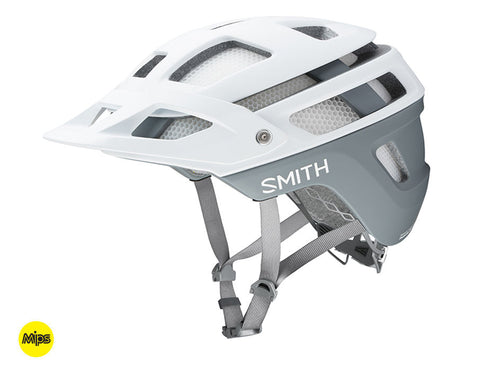 Smith - Forefront 2 Large MIPS Matte White Bike Helmet