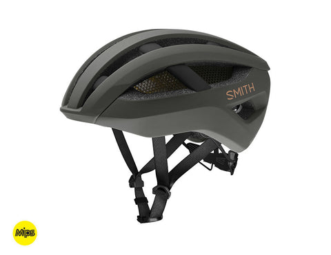 Smith - Network Large MIPS Matte Gravy Bike Helmet