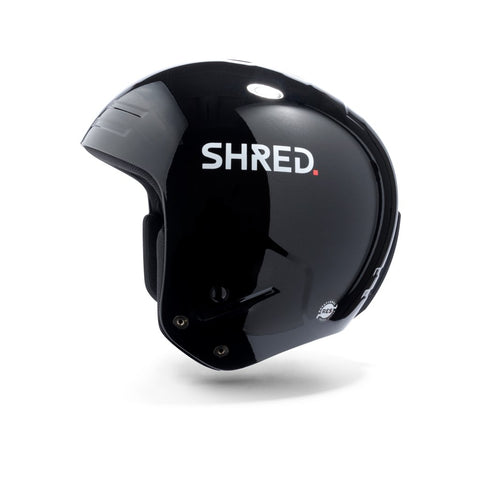 Shred Optics - Basher Medium Black Snow Helmet