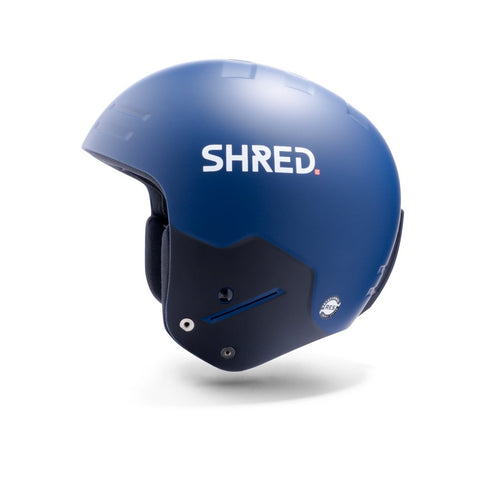 Shred Optics - Basher Medium Navy Snow Helmet