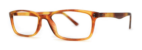 Scojo - Gels Manhattan Havana Reader Eyeglasses / +2.0 Lenses