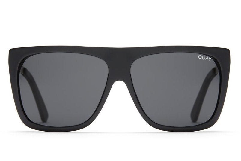Quay Desi Perkins  QUAYXDESI On The Low OTL II Black Sunglasses   Smoke  Lenses – New York Glass 9fe8da09be