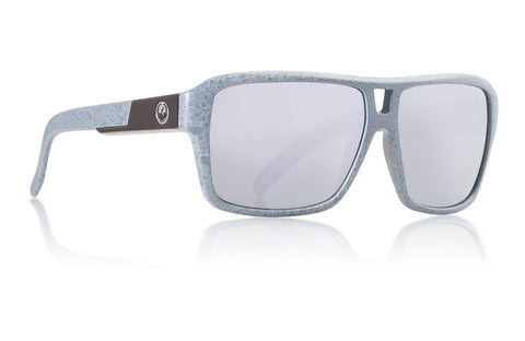 Dragon - The Jam Matte Cement Sunglasses / Silver Ion Lenses