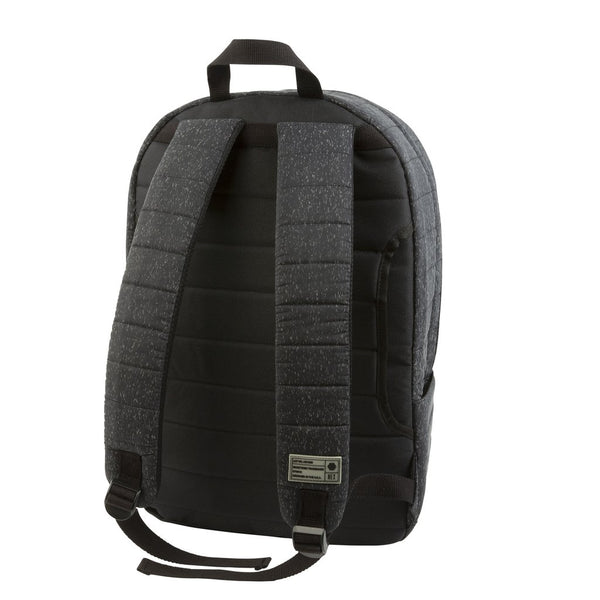 HEX - Galaxy Signal Black Reflective Backpack