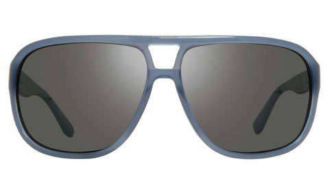 Revo - Hank 62mm Grey Sunglasses / Graphite Lenses