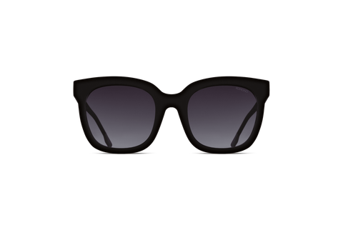 Komono - Harley  Carbon Sunglasses / Smoke Lenses