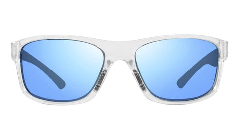 Revo - Harness 61mm Crystal Sunglasses / Blue Water Lenses