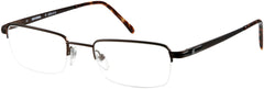 Harley-Davidson - HD0271 Brown Eyeglasses / Demo Lenses