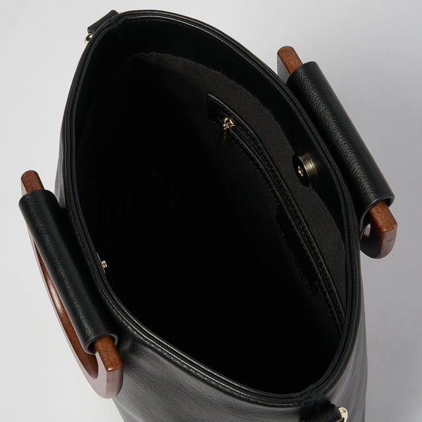 Urban Originals - Horizon Black Crossbody Bag