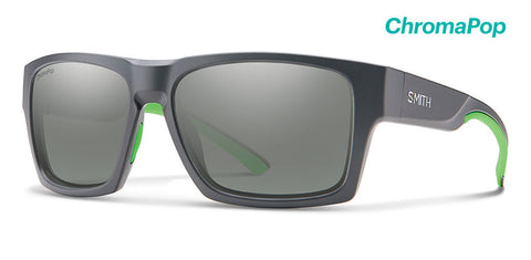 Smith - Outlier 2 XL Matte Cement Sunglasses / ChromaPop Platinum Lenses