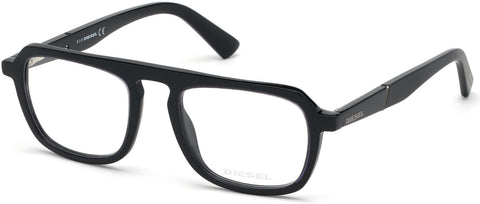 Diesel - DL5288 Black Eyeglasses / Demo Lenses
