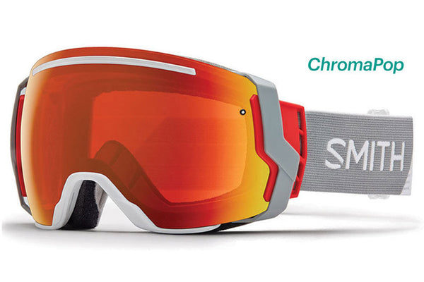 Smith I/O7 Bobby ID Goggles, ChromaPop Everyday Lenses