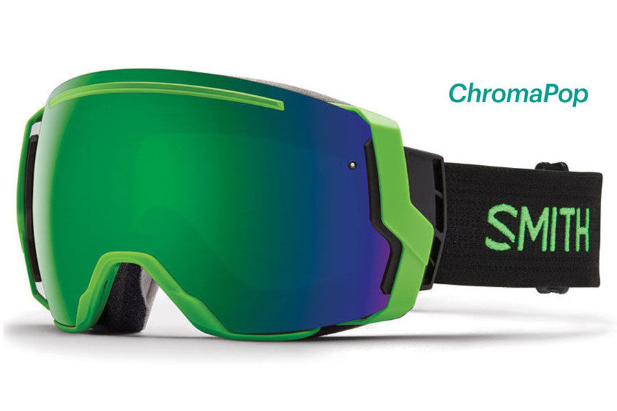 Smith - I/O7 Reactor Goggles, ChromaPop Sun Lenses