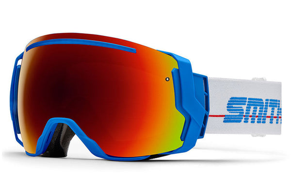 Smith - I/O7 Lapis Archive 1989 Goggles, Red Sol-X Mirror Lenses