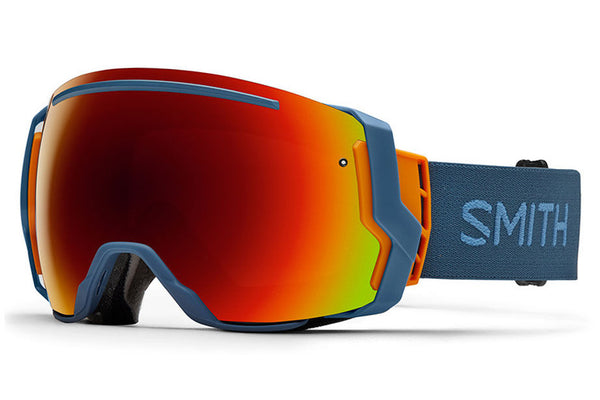 Smith - I/O7 High Fives Goggles, Red Sol-X Mirror Lenses