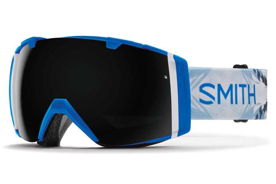 Smith - I/O Coal Goggles, Blackout Lenses