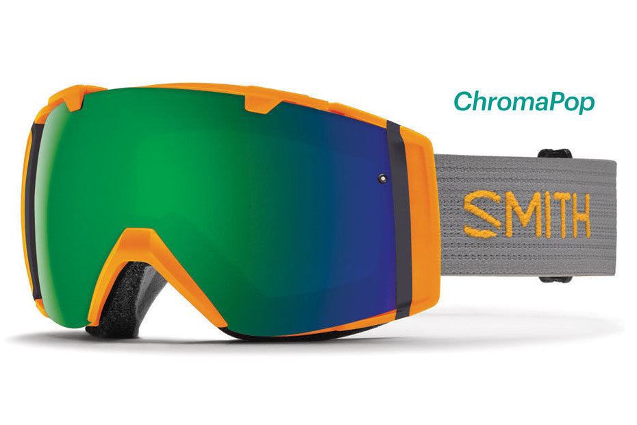 Smith - I/O Solar Goggles, ChromaPop Sun Lenses