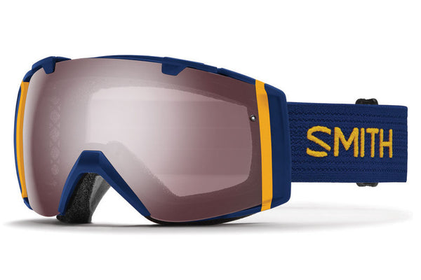 Smith - I/O Navy Scout Goggles, Ignitor Mirror Lenses