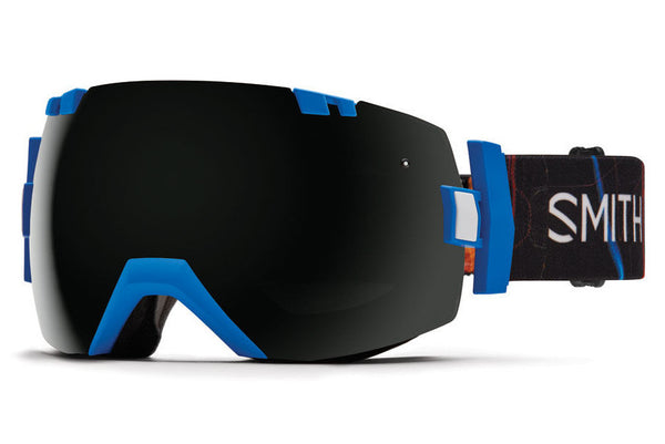 Smith - I/OX Lapis Exposure Goggles, Blackout Lenses